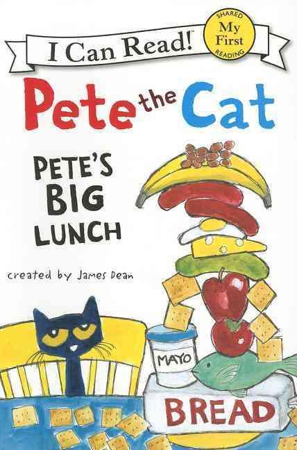 Pete's Big Lunch By Dean, James/ Dean, James (ILT)