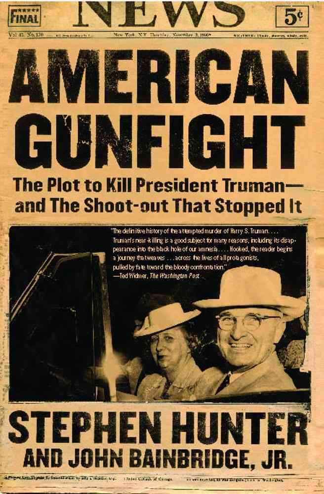 American Gunfight By Hunter, Stephen/ Bainbridge, John, Jr.