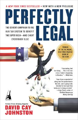 Perfectly Legal By Johnston, David C.